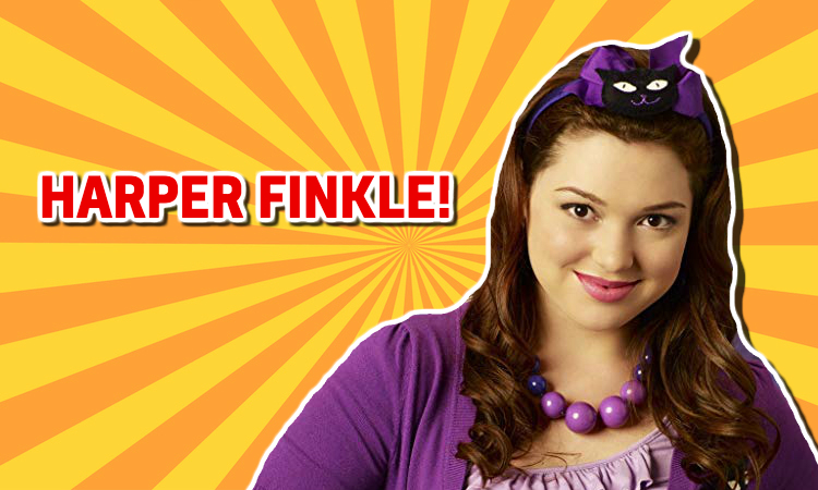 Harper Finkle Wizards of Waverly Place