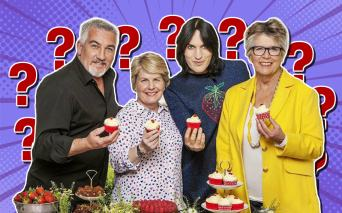 What Type of Great British Bake Off Baker Are You?