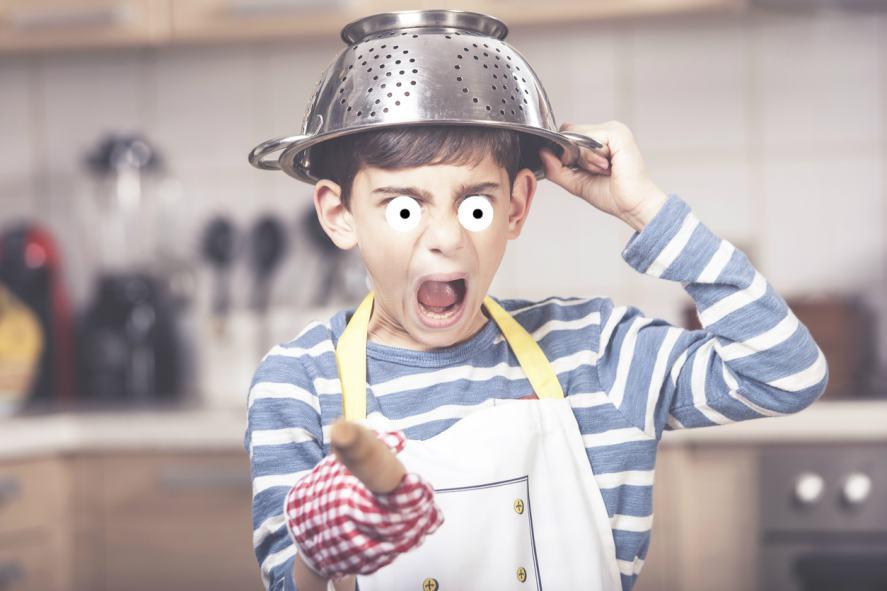 Baking under pressure