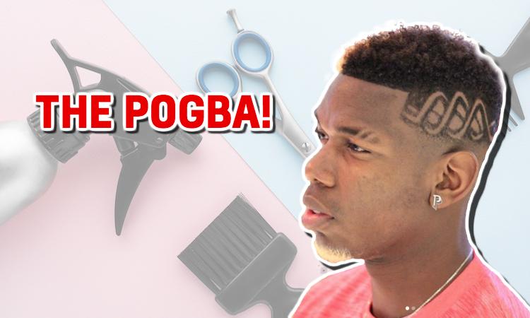Paul Pogba –football hairstyles