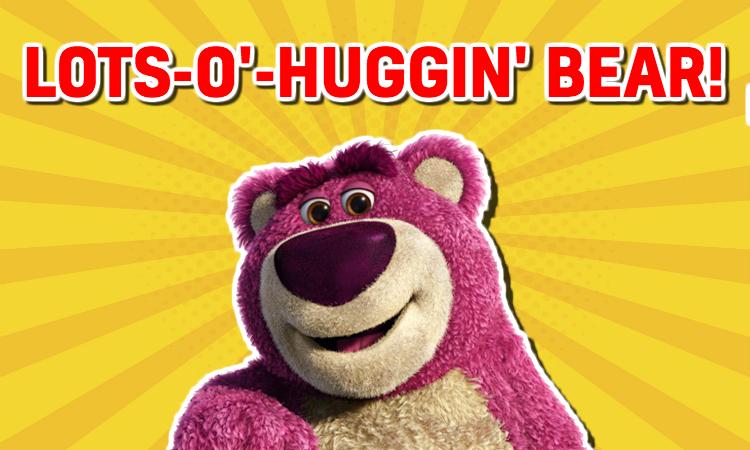 Lots-o'Huggin' Bear