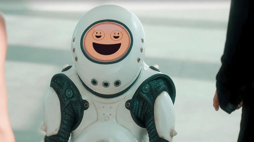 happy Emojibot