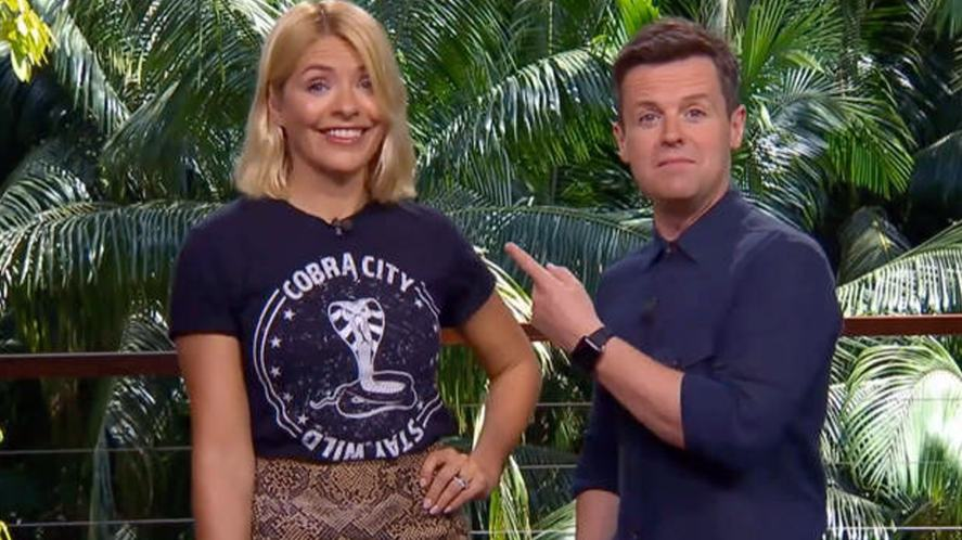 Holly and Dec