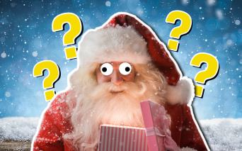Santa Claus quiz