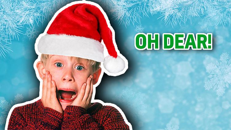 Christmas movie quiz