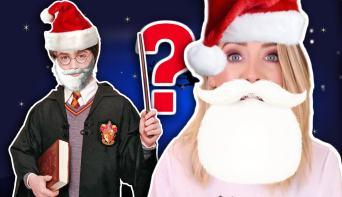 celebrity Santa quiz