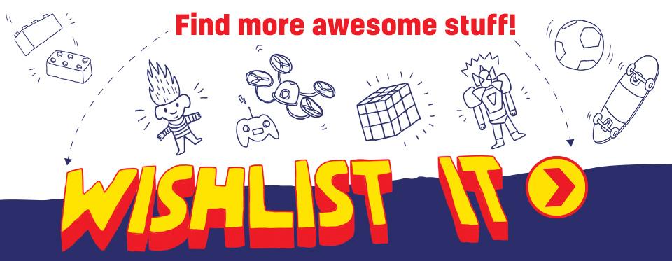 Wishlist It from Beano.com