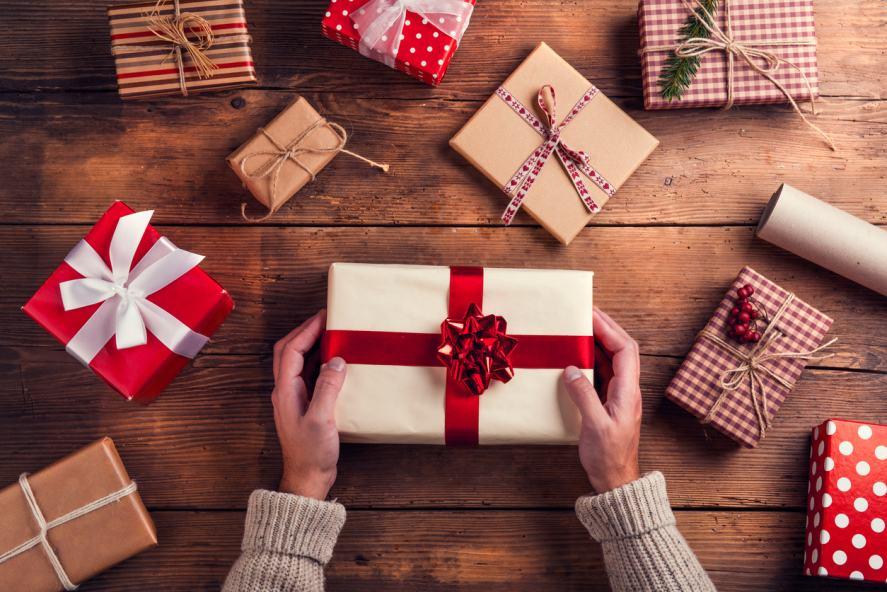 An efficient present wrapper