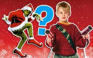 Grinch and Kevin McAllister