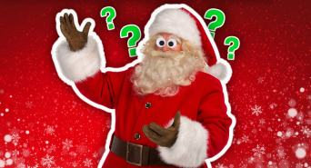 Could You Be Good For Father Christmas Quiz