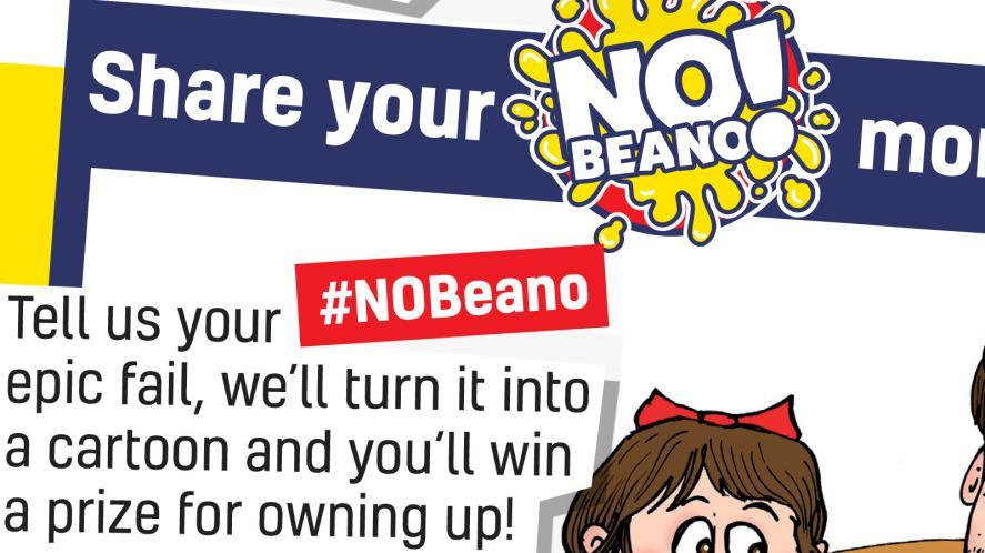 Big Beano Quiz 2018 - NOBEANO and SOBEANO
