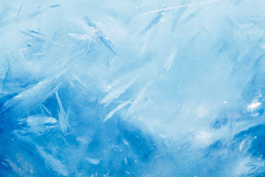 A big chunk of ice