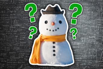 Snowman quiz