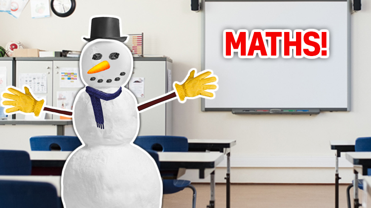 Your favourite subject is: MATHS!