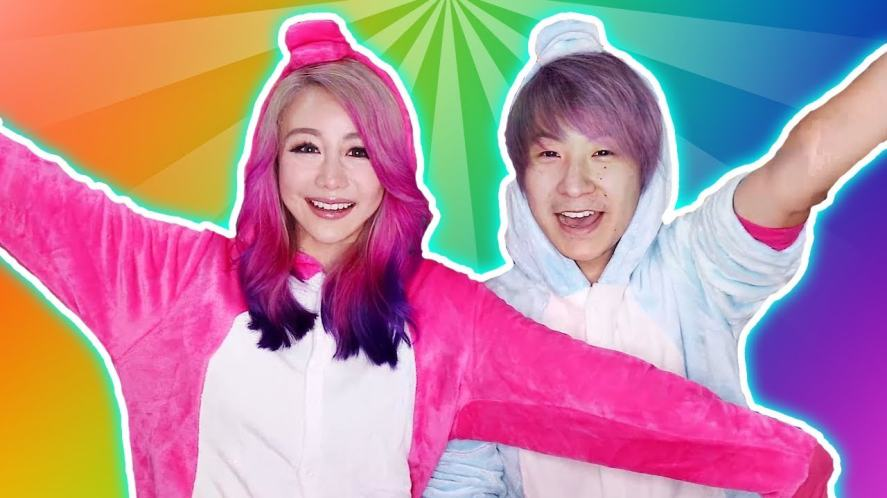 Wengie and Max Reacticorns