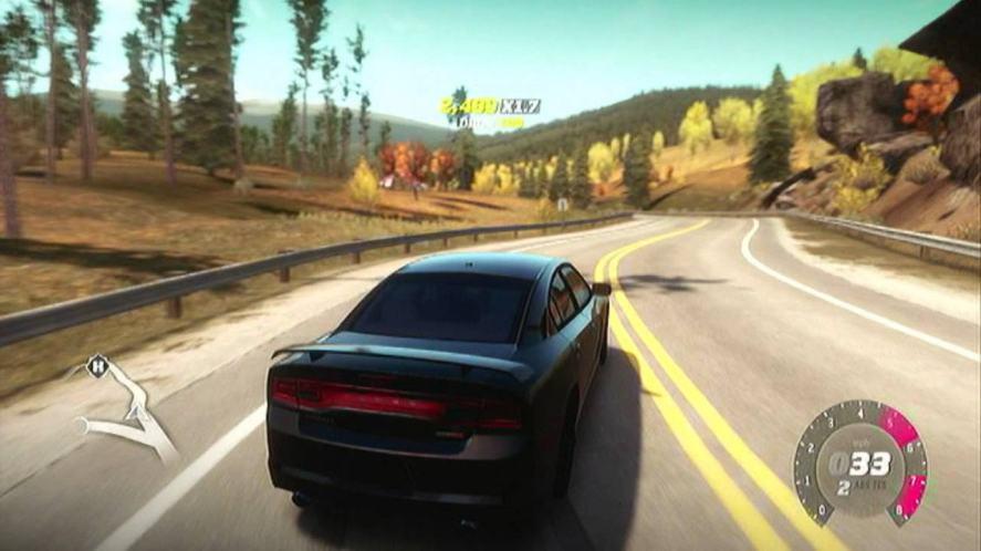 A screenshot of Forza Horizon