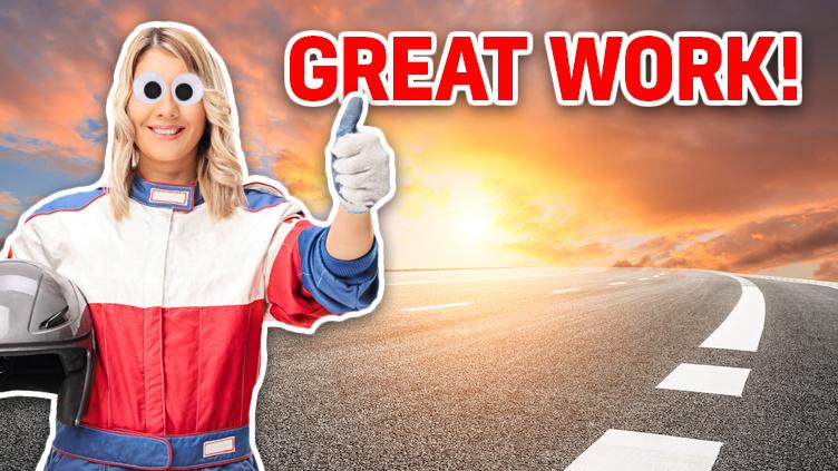 Forza Horizon quiz –Great Work!