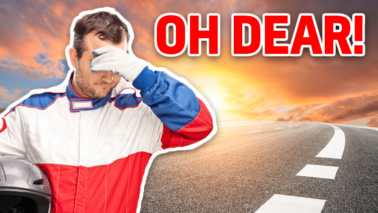 Forza Horizon quiz –Oh dear!