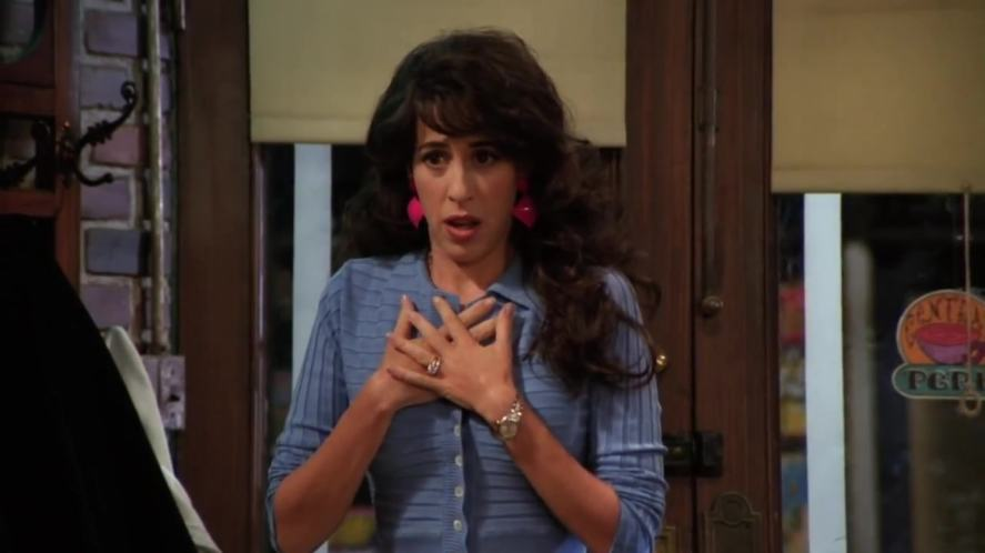 Janice from Friends