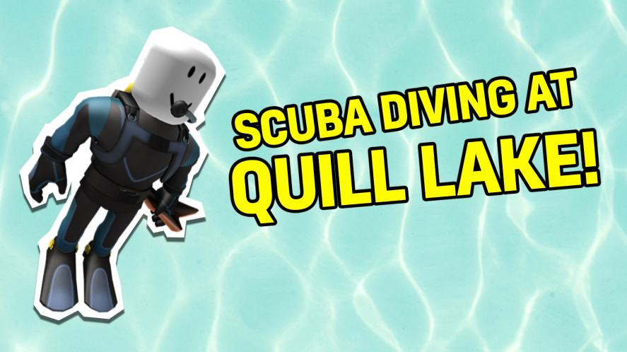 Scuba Diving At Quill Lake