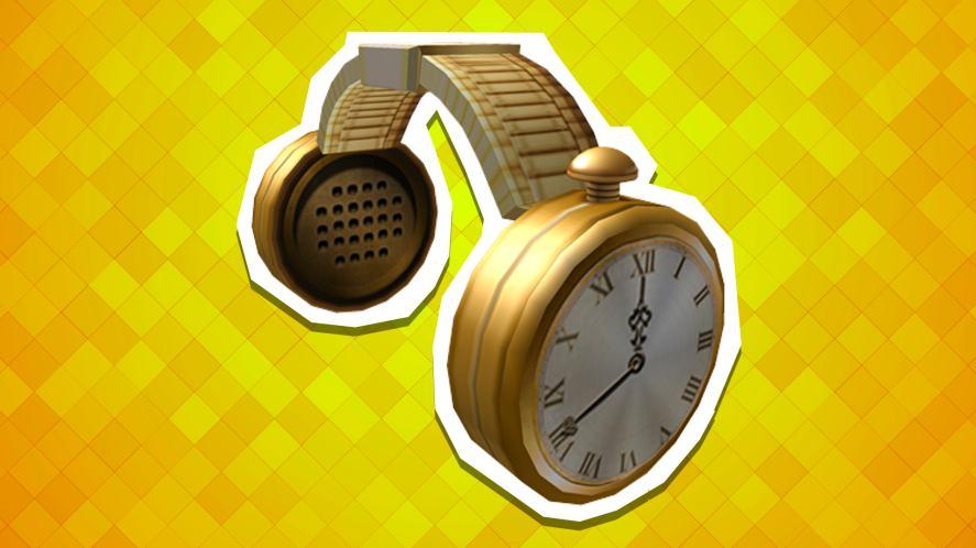 Timepiece headphones