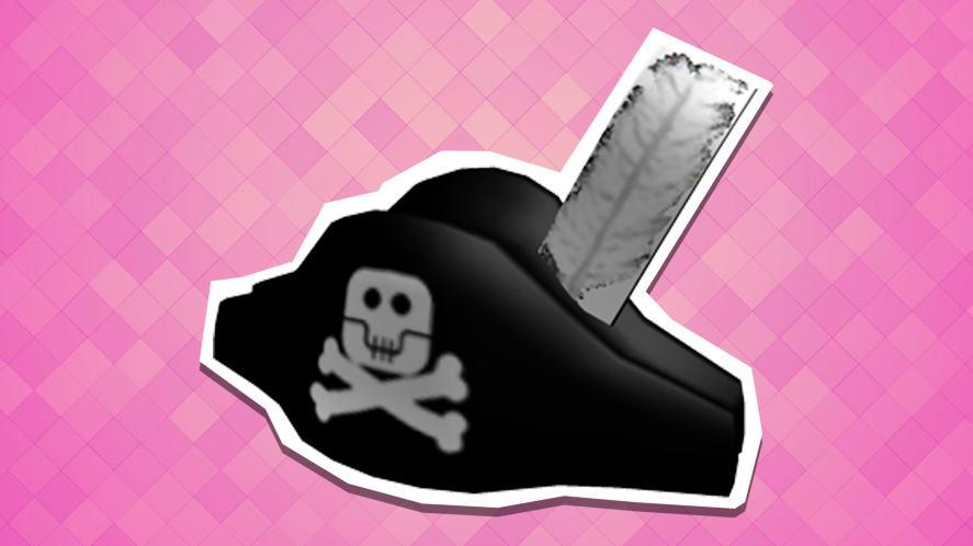 A pirate hat