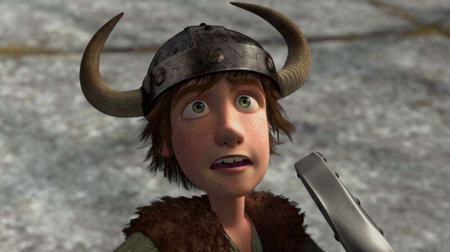 Hiccup in How to Train Your Dragon