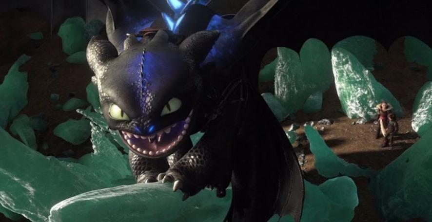 Toothless v Bewilderbeast