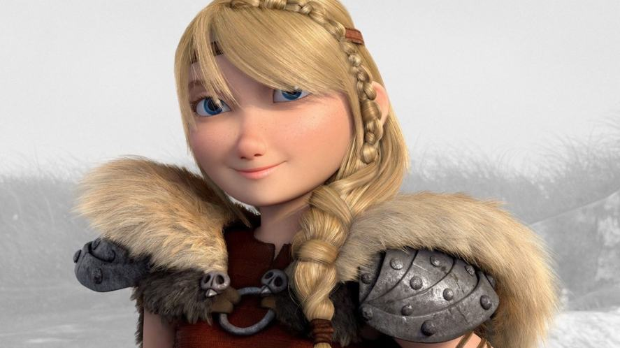 Hiccup's girlfriend