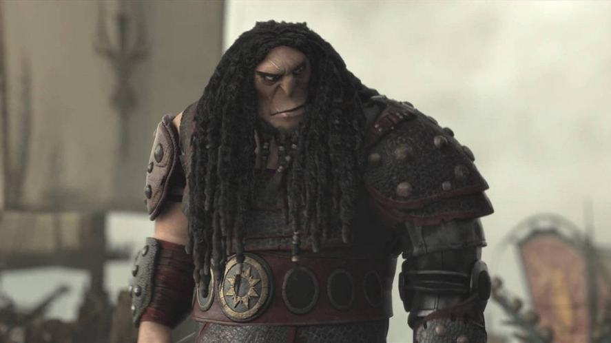 How to Train Your Dragon 2 villain
