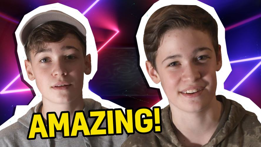 Max and Harvey result: amazing