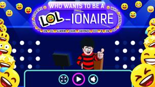 Who Wants to Be a LOL-IONAIRE?!