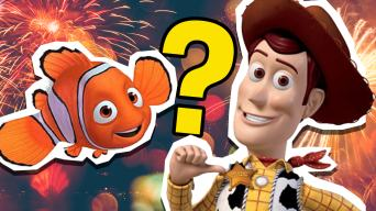 Nemo and Woody in Beano's Disney character quiz