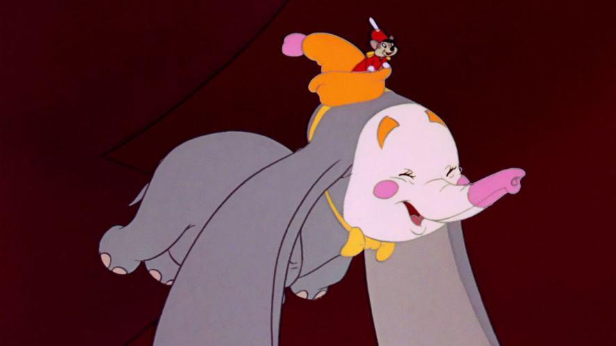 Dumbo and Timothy