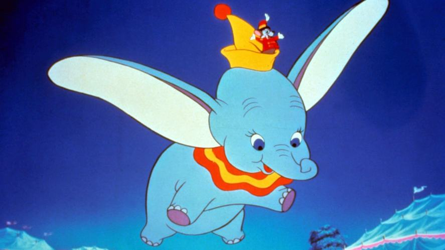 A scene from Dumbo