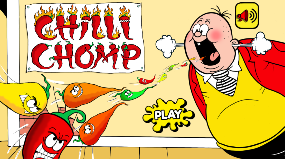 Play Chill Chomp NOW!