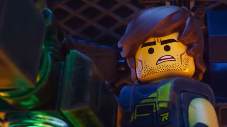 A scene from The Lego Movie 2: The Second Part