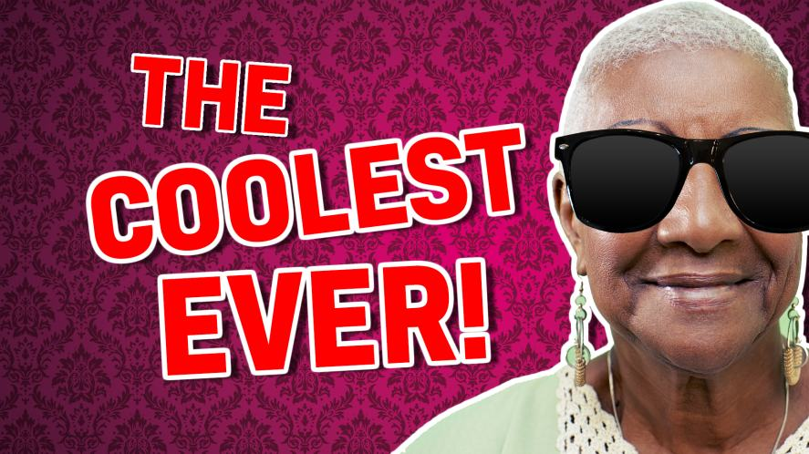 The coolest gran