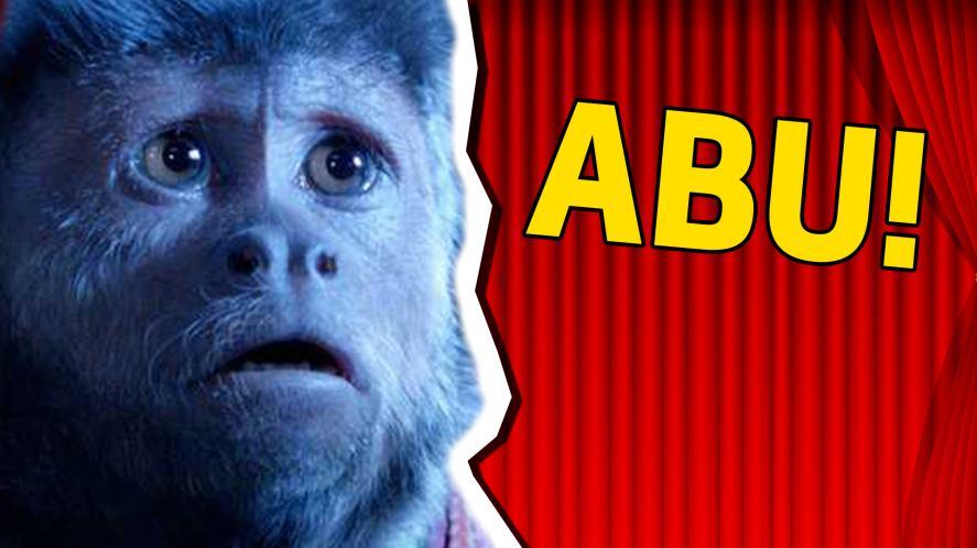 Aladdin's Abu