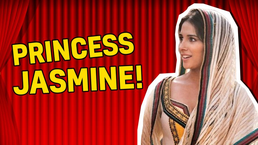 Aladdin's Princess Jasmine