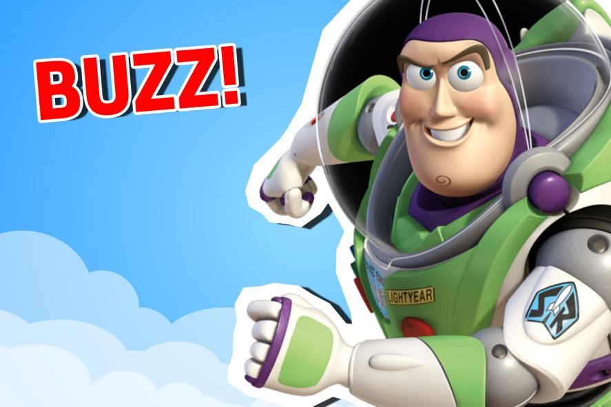 Buzz Lightyear from Toy Story | Which Toy Story Character Are You?