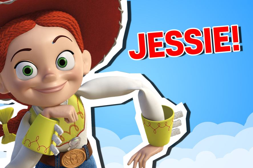 Jessie from Toy Story | Which Toy Story Character Are You?