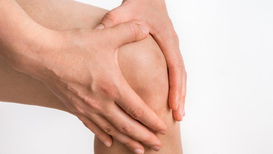 A sore knee