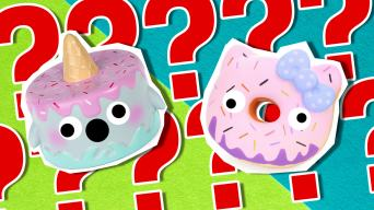 Build a squishy party and we'll tell you what to watch on Netflix