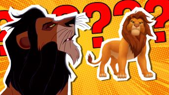 The Lion King quiz