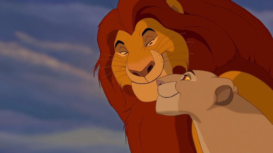 Simba's parents in The Lion King | Lion King Trivia