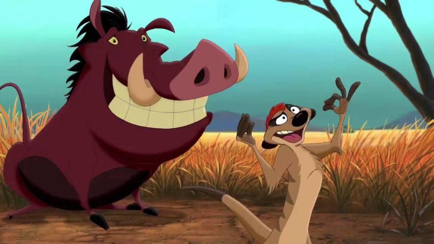 Timon and Pumbaa | Lion King Trivia