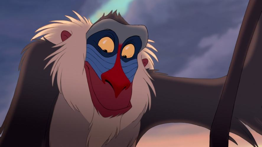 A scene from The Lion King | Lion King Trivia