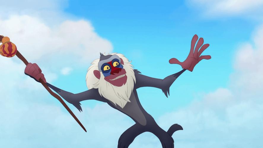 Rafiki | Lion King Trivia