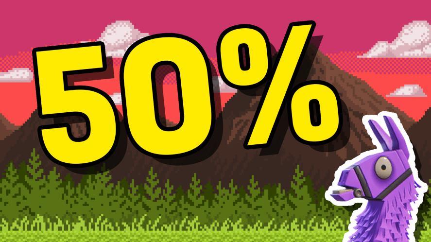 50% Llama Loot